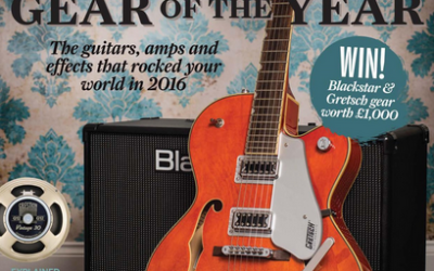 The Guitar Magazine – Nautilus review
