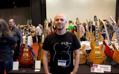 Holy Grail Guitar Show 2015 – Berlin