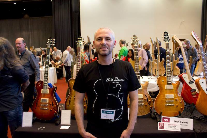 Holy Grail Guitar Show 2015 – Berlin